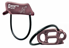 Singing Rock SHUTTLE Belay and rappel device (Climbing,Rope Access Equipment )