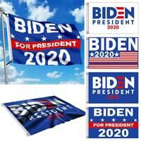 Joe Biden For President Campaign 2020 Wall Flag 3x5 Feet Banner Outdoor&Indoor