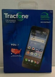 Brand NEW TCL LX A502DL 4G LTE Tracfone Prepaid Smartphone