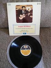 "JOAQUIN RODRIGO CONCIERTO DE ARANJUEZ LP VINYL VINILO LP 12"" VG/VG+ 1976 MARFER"