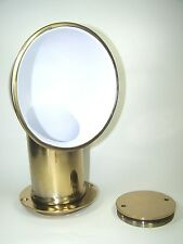 """Victory CH4372 3"""" Cowl Vent Cast Stainless Titanium Gold w/ Deck Plate 135-896"""