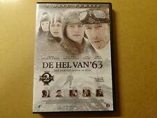 2-DISC DVD / DE HEL VAN '63 ( CHAVA VOOR IN 'T HOLT, CAS JANSEN... )