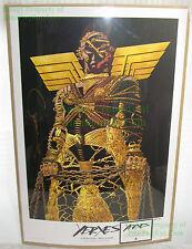 FRANK MILLER 300 Prequel XERXES Print Litho Lithograph SIGNED COA 69 / 100!
