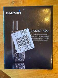 Garmin GPSMAP 64st GPS Handheld Hiking Navigator