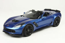 BBR 2015 Corvette C7 Z06 Convertible Laguna Blue 1:18 P1899A 1:18 LE 100pc *New!