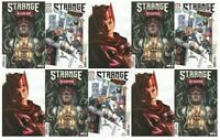 🔥 STRANGE ACADEMY #4 (2020,1,2)  (ALEX ROSS) MIXED COVER LOT OF 10 COPIES 🔥