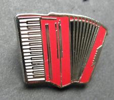 ACCORDION HAND ORGAN PIANO MUSIC LAPEL PIN BADGE 1 INCH