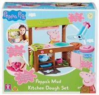 Peppa Pig Peppa's Boue Cuisine Modelage Pâte 10 Pièce Ensemble de Jeux