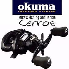 Okuma Cerros Baitcast Fishing Reel CR-266V Baitcaster Reel