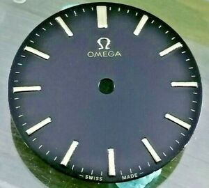 Vintage 29,5mm Omega Hand Winding Men Watch Dial Original Used New Painted