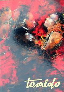 Arte Contemporanea Francesco Toraldo Catalogo con contributi di Vittorio Sgarbi.