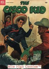CISCO KID (1950 Series)  (DELL) #13 Very Fine Comics Book