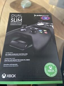 Xbox Dual Ultra Slim Charge System Pdp Gaming