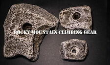 115 Mix Bolt on Rock Climbing Holds Without Hardware