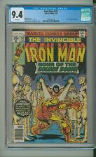 IRON MAN 107 CGC 9.4 NEW NON-CIRCULATED CASE MARVEL COMICS 1978