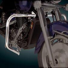 Show Chrome Accessories 53-118 Highway Bars Fits Honda VT1100 Sabre 2000-2008