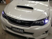 Super bright white SMD T10 LED bulb for subaru WRX,Sti parkers,parking lights