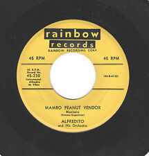 LATIN MAMBO-ALFREDITO-RAINBOW 230-MAMBO PEANUT VENDOR/TRAGO FUERTE-LISTEN