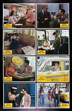 TAXI DRIVER * CineMasterpieces ORIGINAL MOVIE POSTER 11X14 LOBBY CARD SET 1976