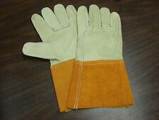 Gloves-Leather Welders Mig/Tig sold in pks 12 Cordova M-L sz