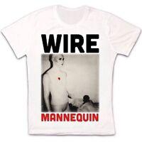 Wire Mannequin Retro Vintage Hipster Unisex T Shirt 1426