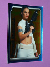 N°189 STAR WARS ATTACK OF THE CLONES GUERRE DES ETOILES 2002 MERLIN TOPPS PANINI