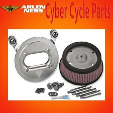 Arlen Ness Big Sucker Performance Stage I Air Filter Kit for OEM Cover 18-498