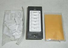 New Crestron Prodigy P-Cbd-Ad Wired Audio Control Keypad Kit