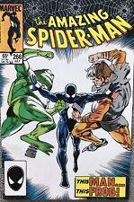 The Amazing Spider-Man #266 NM July 1985 Black Costume