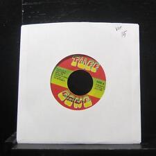 "Beenie Man - No Mamma No Cry / Version 7"" VG+ Vinyl 45 Tuff Gong Jamaica"