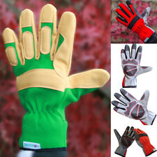 Safety Work Gloves Heavy duty Hand Protection Mechanic Garden Builders Hansons