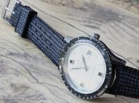 Tropic strap type with curved ends 20mm vintage dive watch band 1960/70s 22 sold