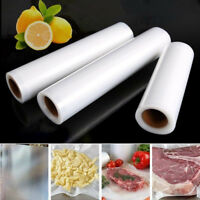 Kitchen Multi-size Rolls Vacuum Bag Sealer Reusable Food Saver Storage Organizer