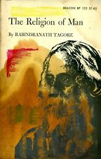 THE RELIGION OF MAN- Rabindranath Tagore- Hibbert Lectures of 1930-Nature of God