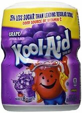 Kool Aid Grape 538g -Tub