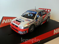 "SCX Scalextric Slot Ninco 50385 Subaru ""Imola '05"" Nº28"