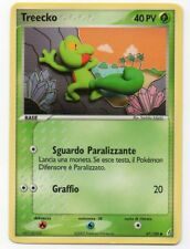 POKEMON TREECKO 67/100 EX CRYSTAL GUARDIANS COMUNE THE REAL_DEAL SHOP