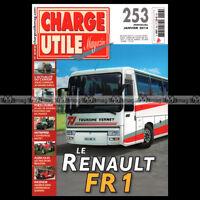 CHARGE UTILE N°253 RENAULT FR1 BASTET DAF F2600 TRACTEUR SCHLÜTER TERRATRAC CASE