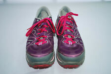 Hoka One One Women's Purple/ Pink/ Gray Running Shoes Sneakers Sz 8