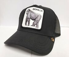 Goorin Bros Bold Hatmakers 101-0333 King of the jungle Snap-Back Trucker Hat