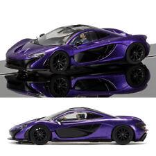 Scalextric Slot Car C3842 McLaren P1, Viola