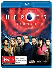 Heroes Reborn: Season 1 - Larysa Kondracki NEW B Region Blu Ray