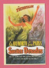 2008 Spanish Pocket Calendar #220 Down To Earth Film Poster Rita Hayworth
