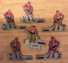 1950's Eagle Toys Table Hockey Players - Montreal Canadiens 4