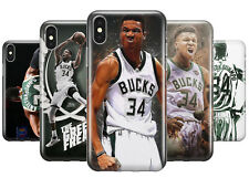 THE GREEK FREAK GIANNIS ANTETOKOUNMPO TPU PHONE COVER CASE FOR APPLE IPHONE