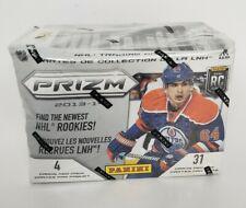 2013-14 Panini Prizm Hockey Blaster Box Dual Rookie Class