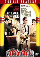 Dont Knock the Rock/Rock Around the Clock (DVD, 2007, 2-Disc Set)  SEALED