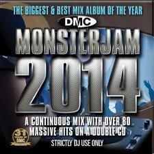 DMC Monsterjam 2014 Dance Party Megamix DJ Double CD Mixed By Allstar