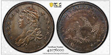 Rare 1809 XXX Capped Bust Half Dollar PCGS  XF Details