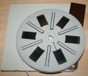 Super 8 Filme auf 180 Meter Eumig Spule in Box Optisch Einwandfrei ungesichtet